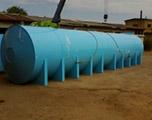 Накопительная емкость 50 м3 для питьевой воды